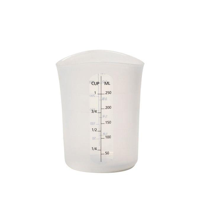 Silicone Measure, Stir & Pour 1 Cup - 4 Cup