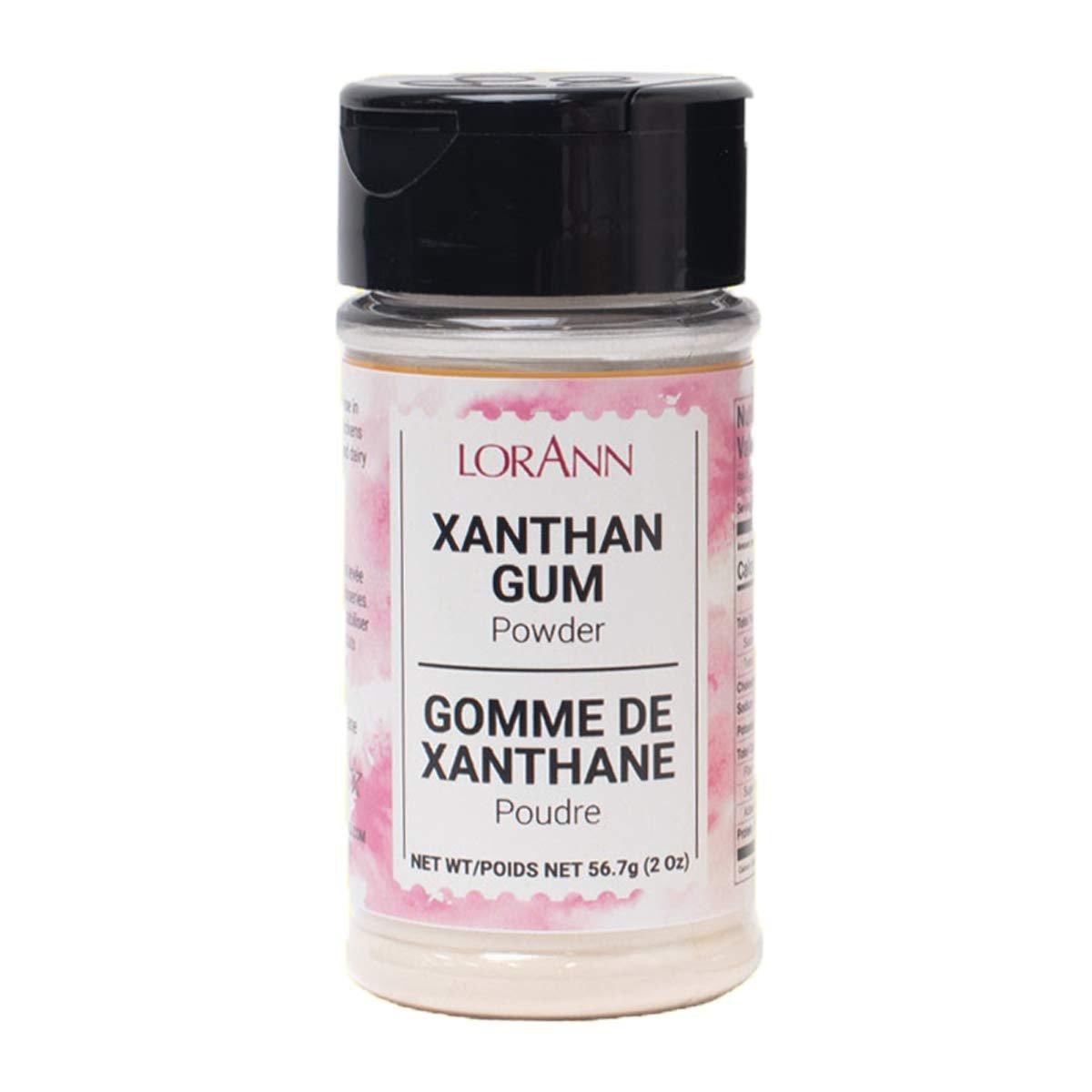 Xanthan Gum Powder 2oz
