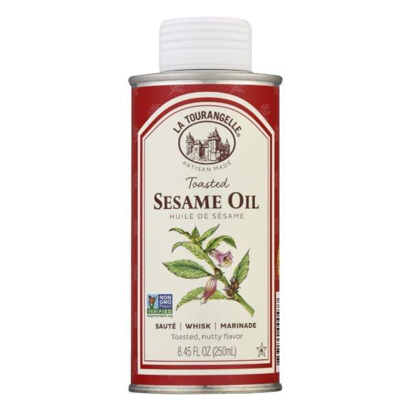 Toasted Sesame Oil 8.45 Ounce