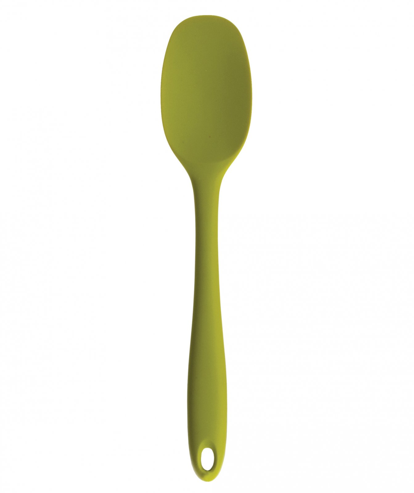 Silicone Spoon Green