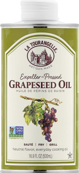 Grapeseed Oil 16.9 Ounce