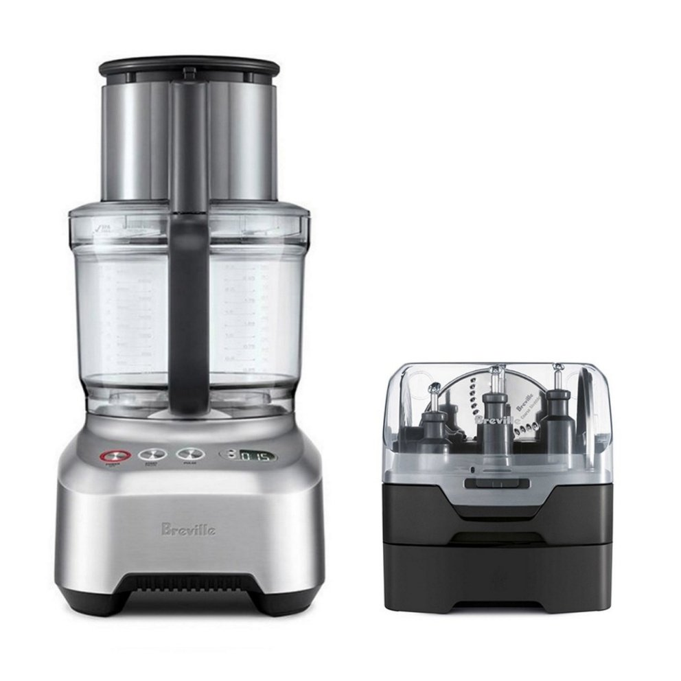 Breville the Sous Chef 16 Peel & Dice 16 Cup Food Processor