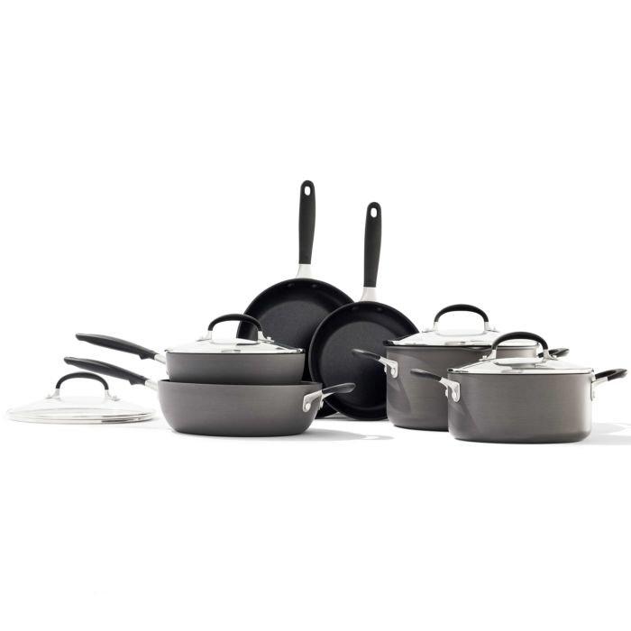 OXO Good Grips 10 Piece Non-Stick Cookware Set
