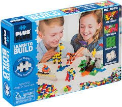 Plus Plus - Learn to build Basic