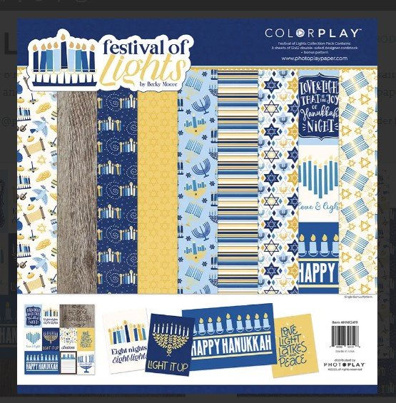 Festival of Light Paper Pack