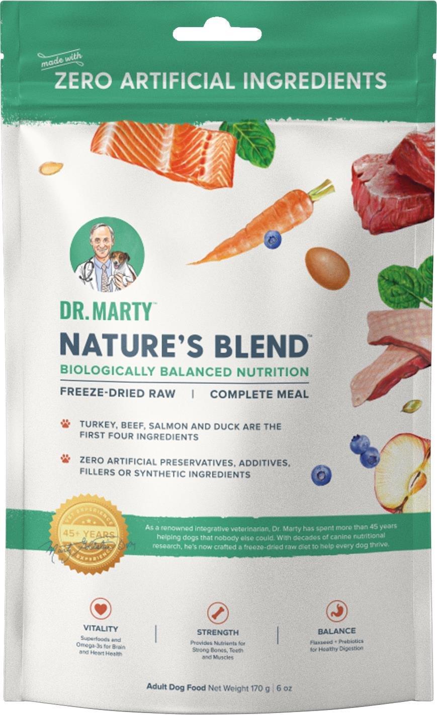Dr Marty Nature's Blend 6 oz