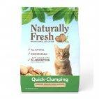 NAT FRSH QUICK CLUMP LTR 26 lb Green bag