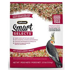 ZUPR SMRT SEL TIEL/LVBIRD 2/5 lb