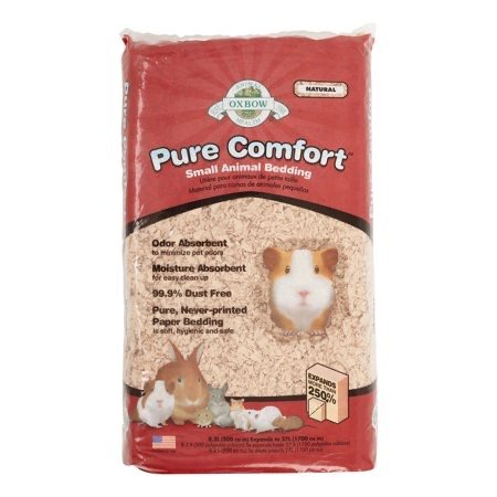 Oxbow Pure Comfort Natural Small Animal Bedding 27L