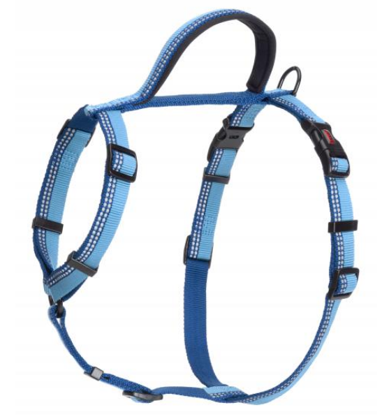 Company of Animals Halti Walking Harness Blue X-Small