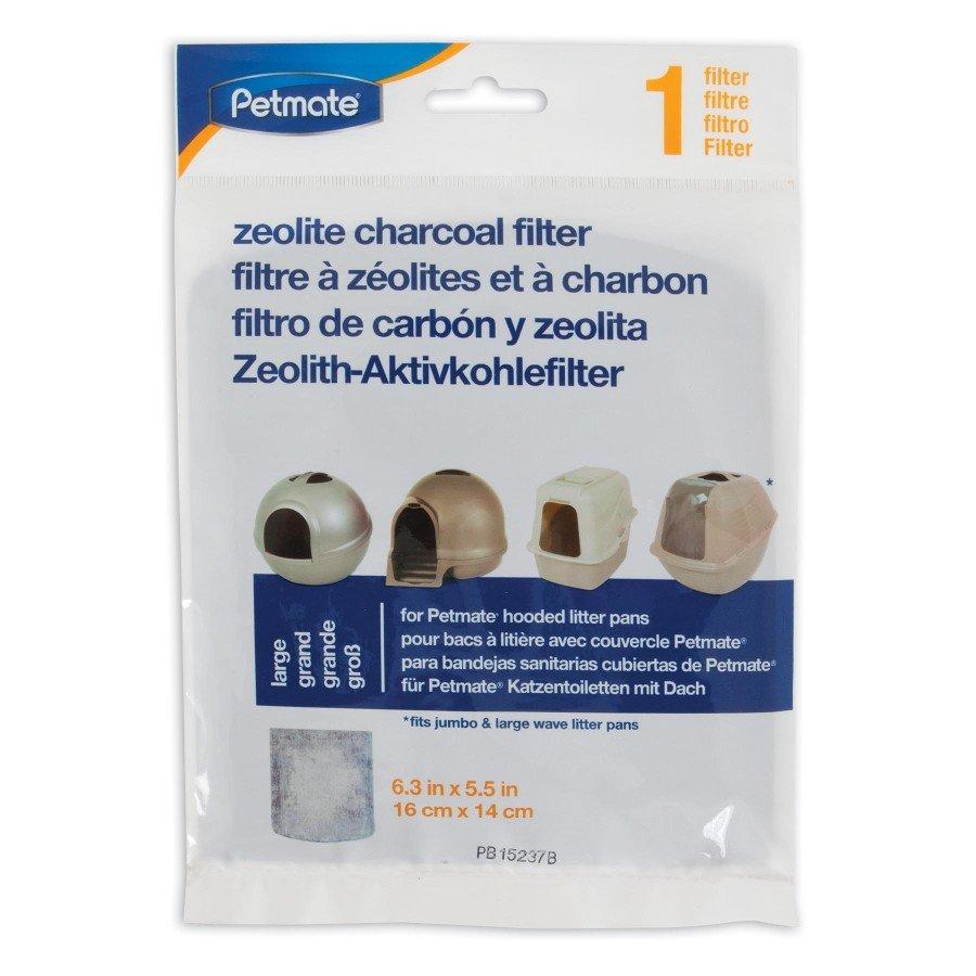 Petmate Zeolite Filter For Hooded Litter Pans Large