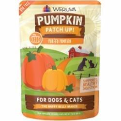 Weruva Pumpkin Supplement 2.8 oz pouch