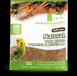 ZUPR Nat Bird Sml 2.25 lb