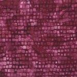 Square Stripe Burgundy S2355-38
