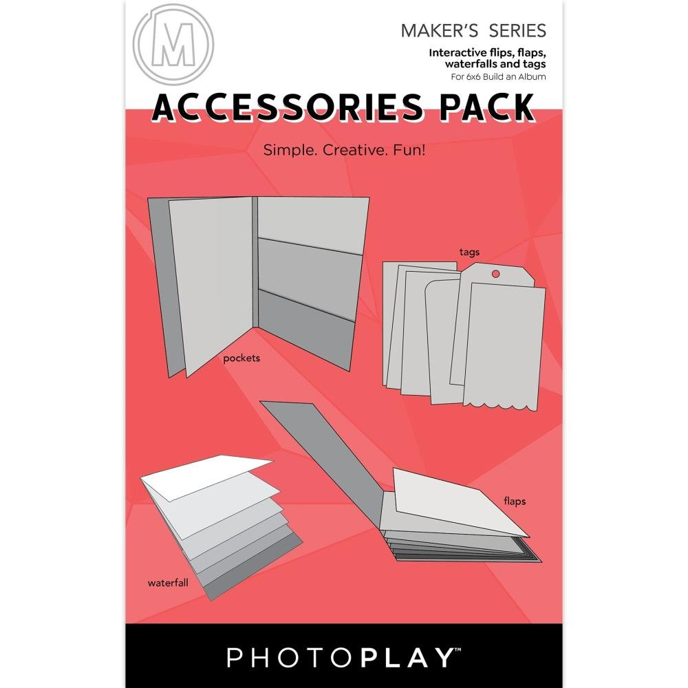 PP Build an Album Accessories Pack