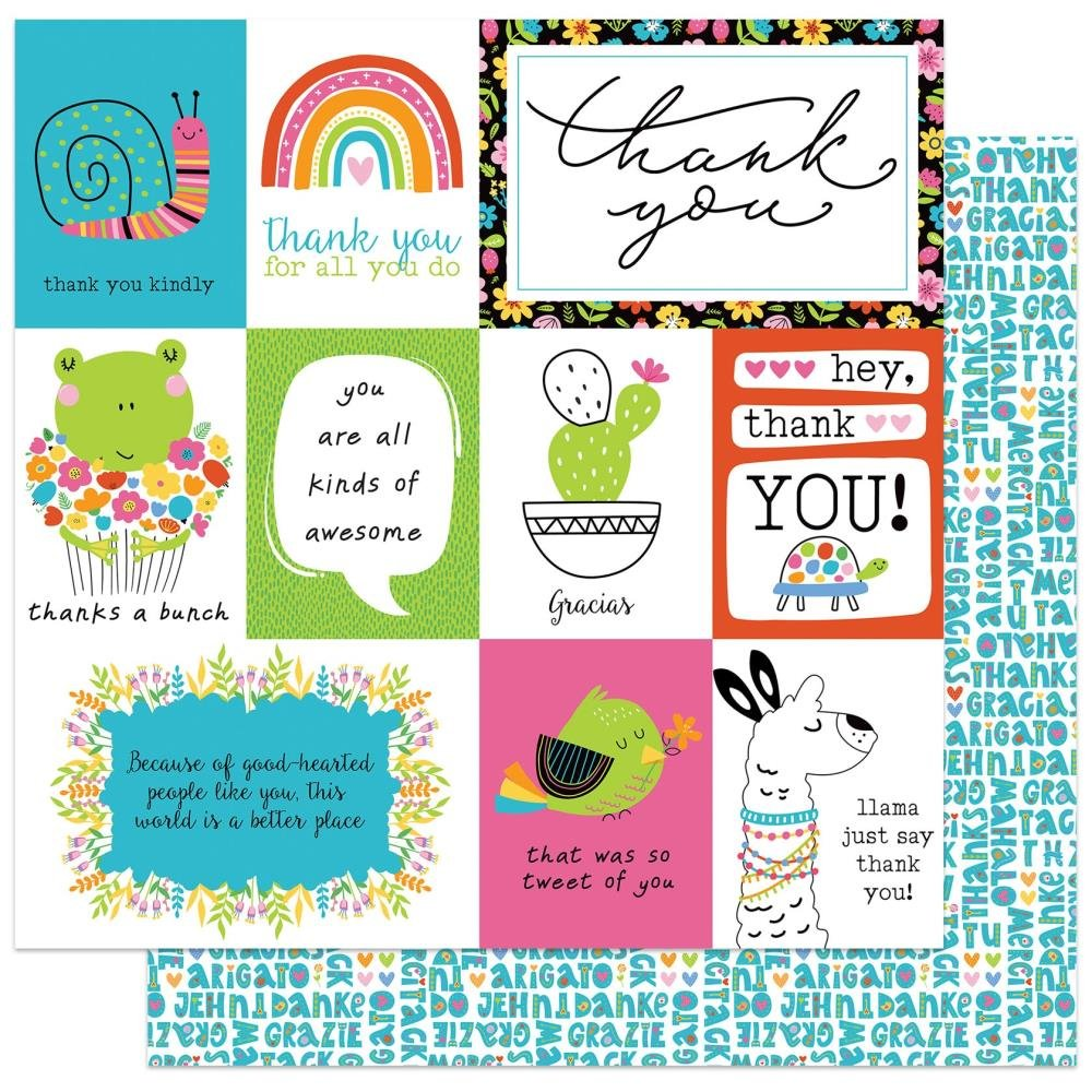 PP Snail Mail 12x12 Papers