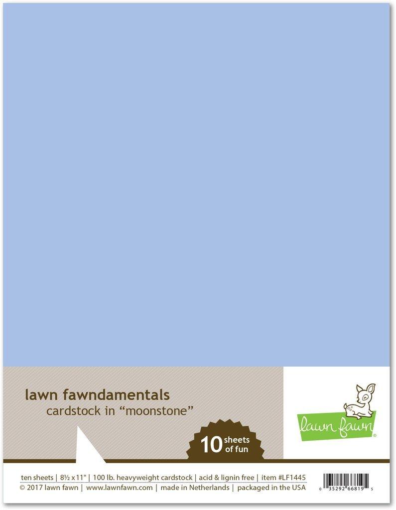 LF Cardstock - Moonstone (8.5 x 11 / 10 sheets)