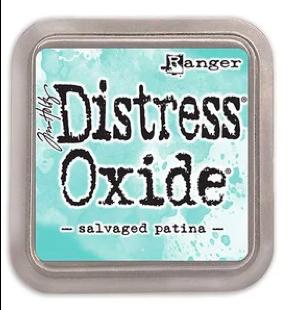 Tim Holtz Salvaged Patina Oxide Ink Pad