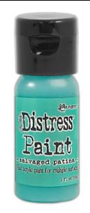 Tim Holtz Salvaged Patina Distress Paint