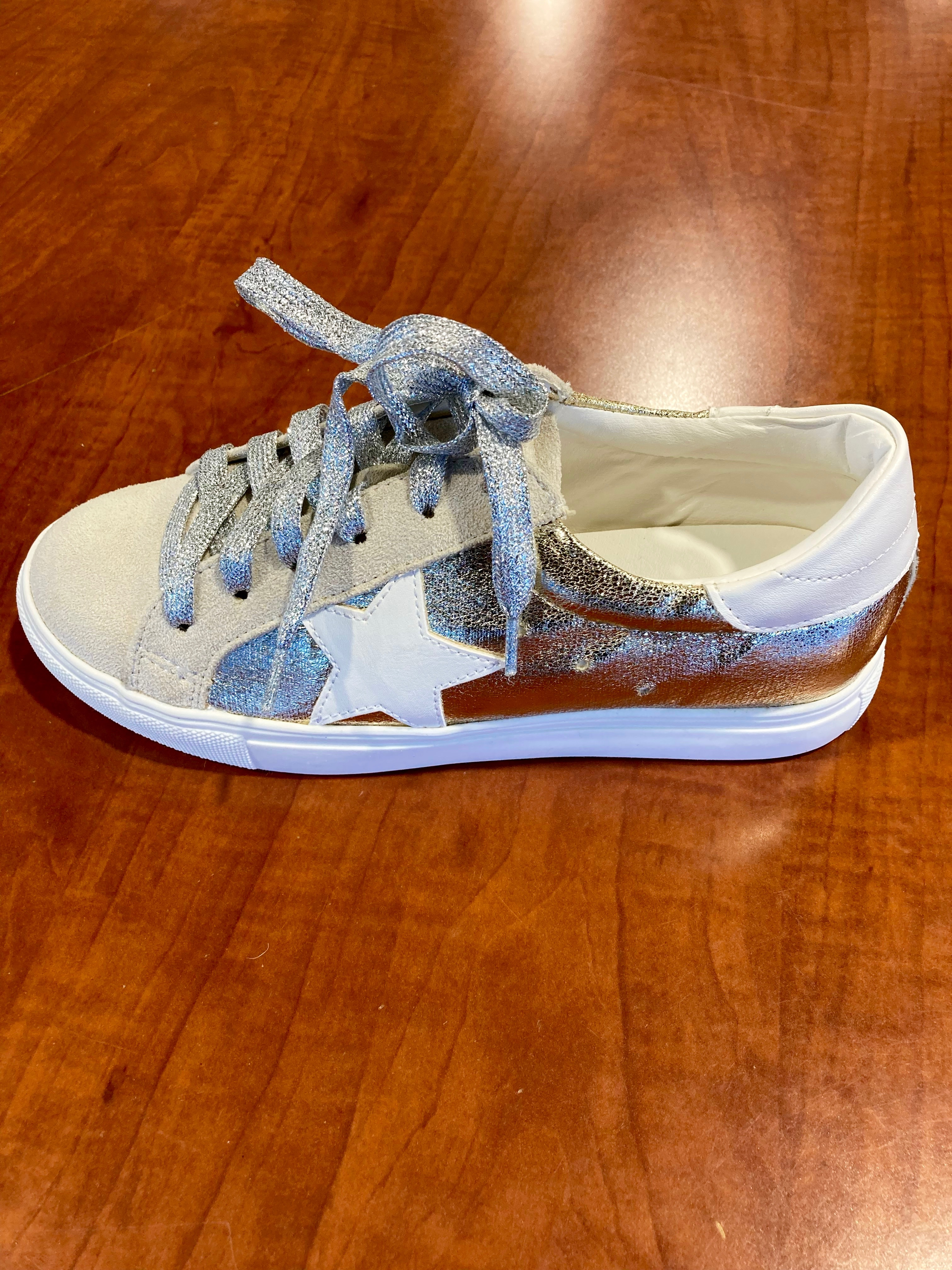 Star Accent Sneaker