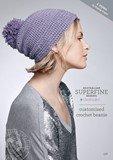 Cleckheaton customised crochet beanie