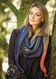 Cleckheaton lichen scarf