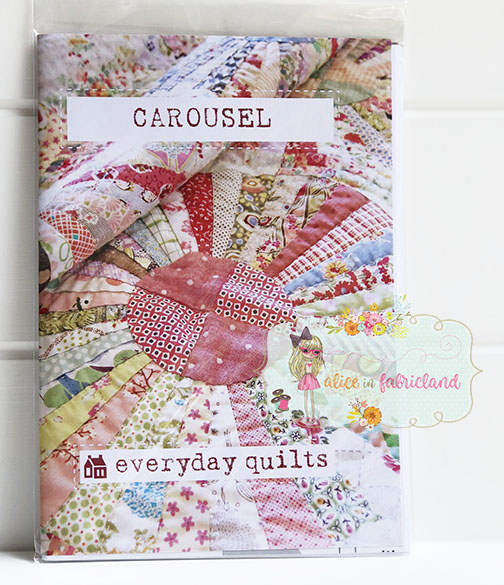 Everyday Quilts Carousel Quilt Pattern