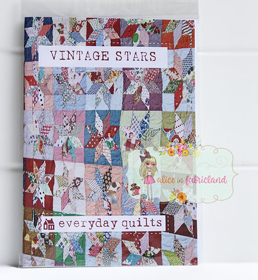 Everyday Quilts Vintage Stars