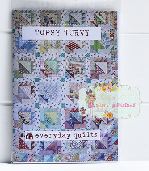 Everyday Quilts Topsy Turvy