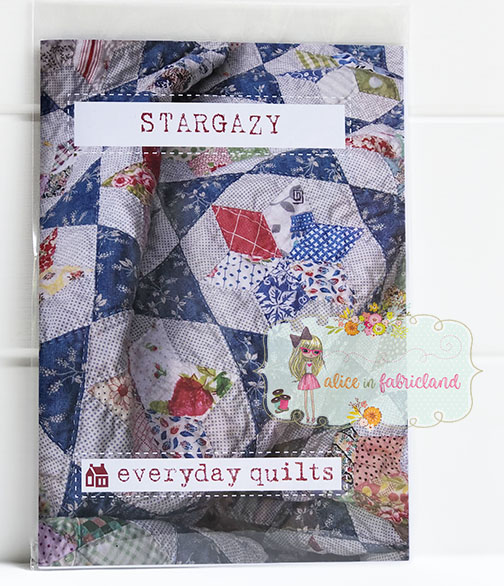 Everyday Quilts Stargazy