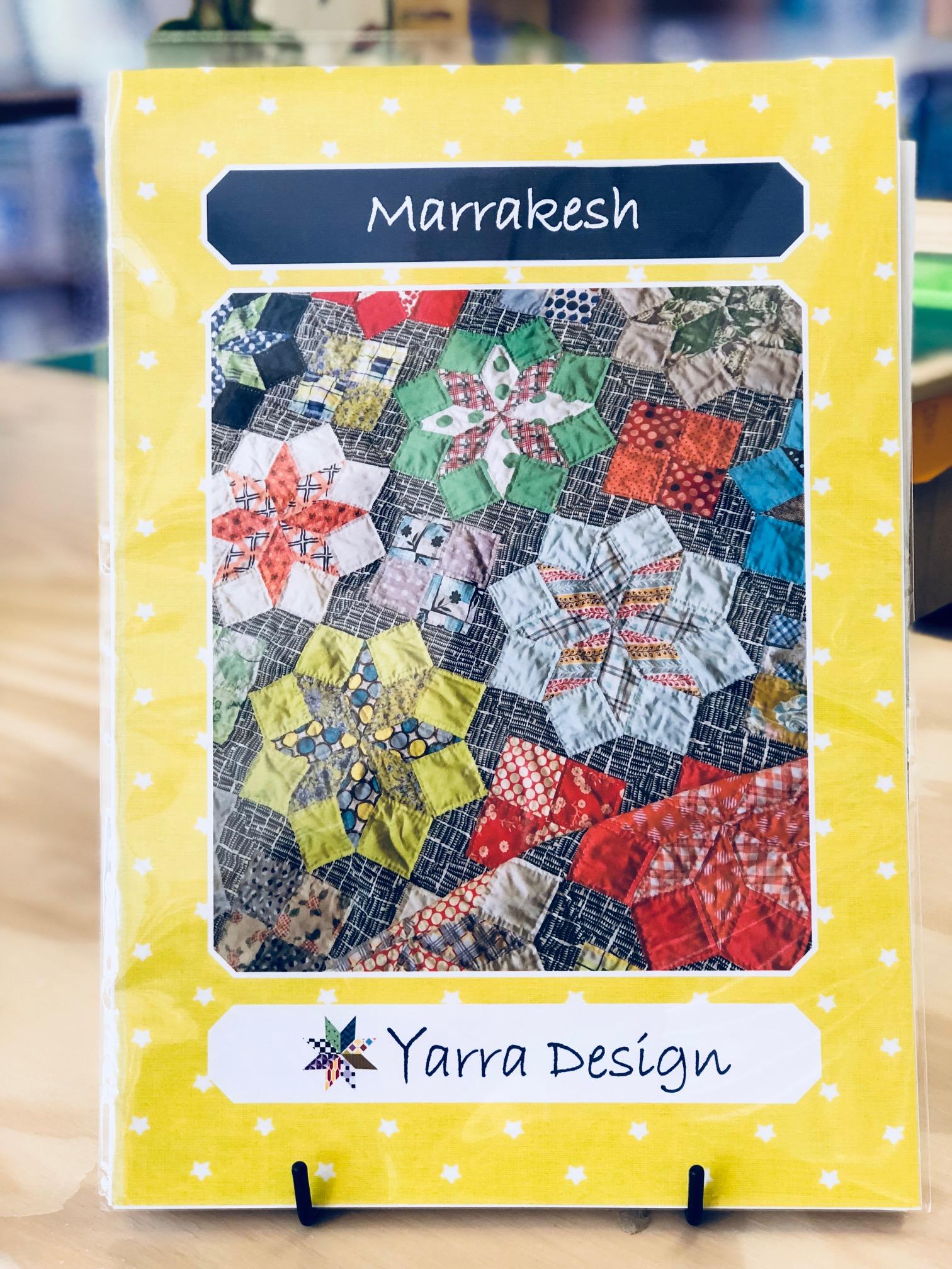 Yarra Design - Marrakesh