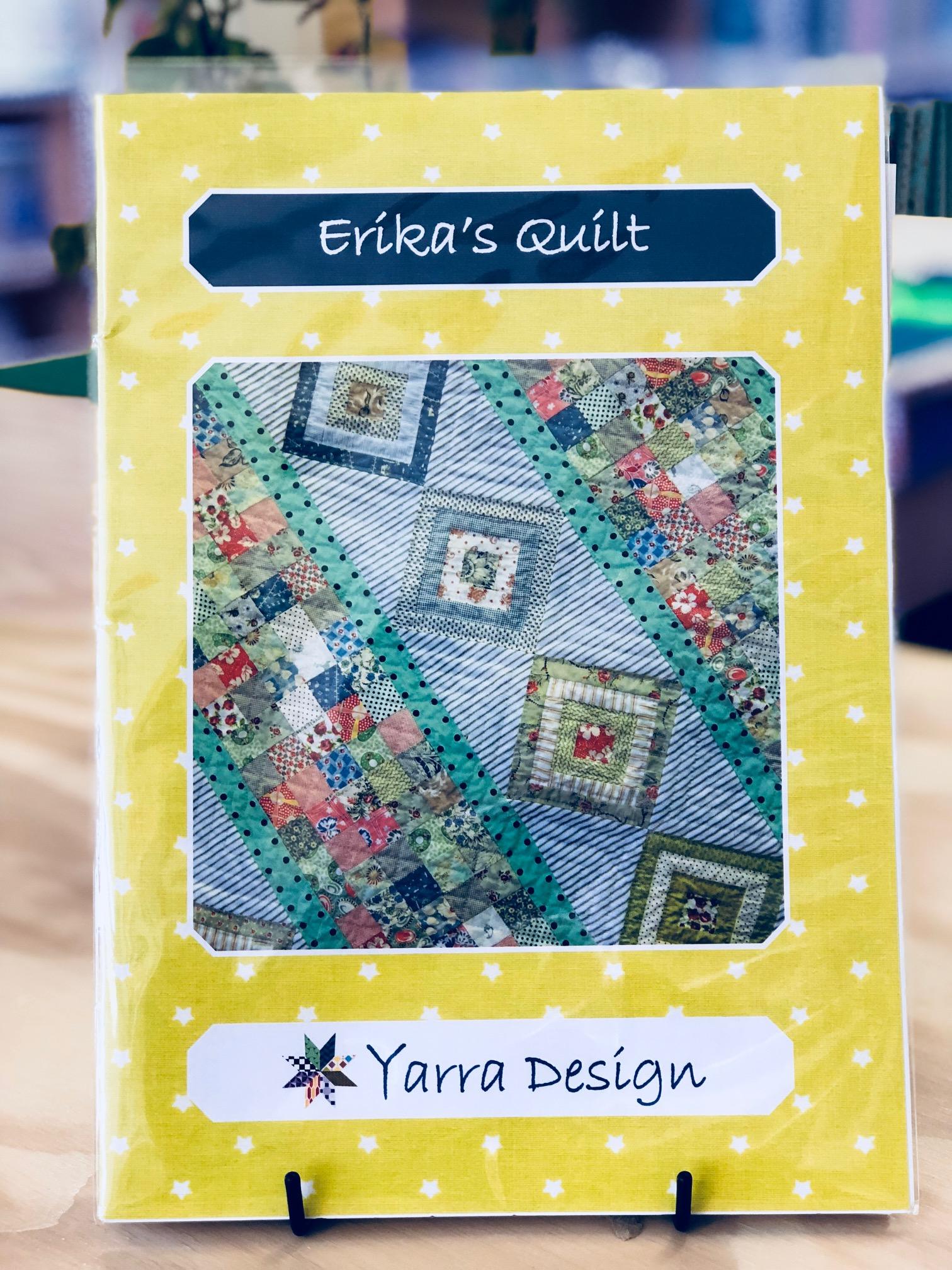 Yarra Design - Erika's Quilt