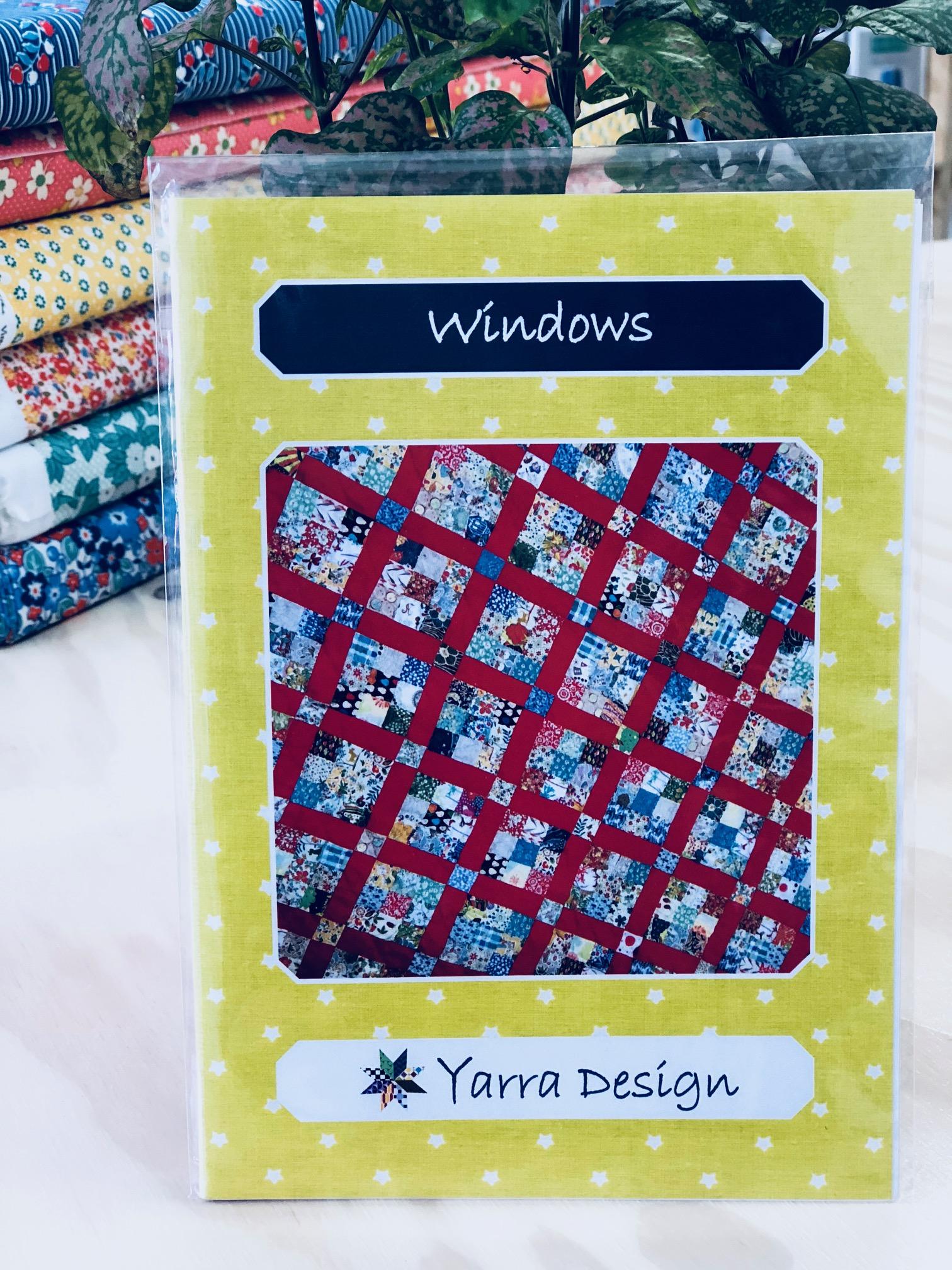 Yarra Design - Window