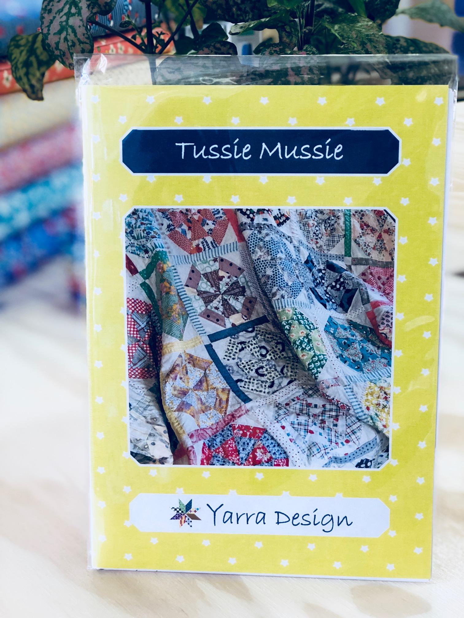 Yarra Design - Tussie Mussie