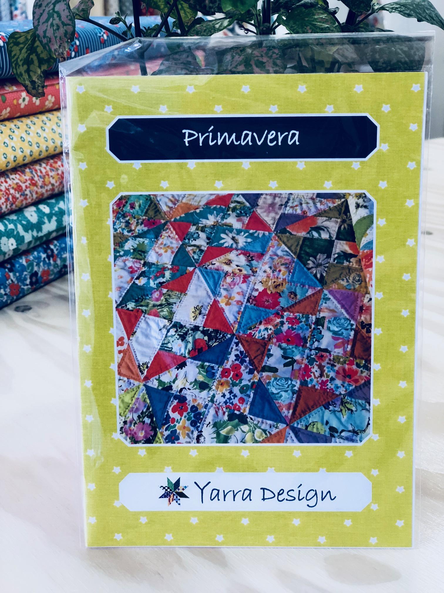 Yarra Design - Primavera
