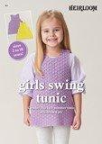 Heirloom girls swing tunic