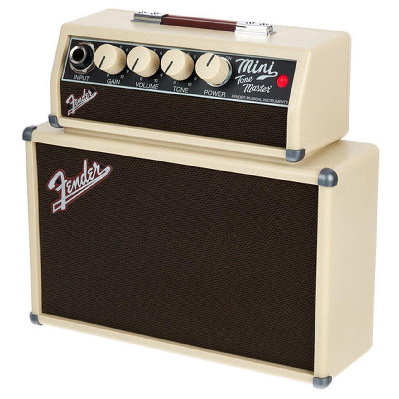 Fender Mini Tonemaster 1-watt 2x2 Mini Combo Amp