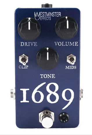 Westminster 1689 Overdrive