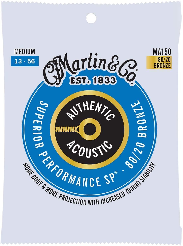 Martin Authentic 80/20 Medium MA150-U