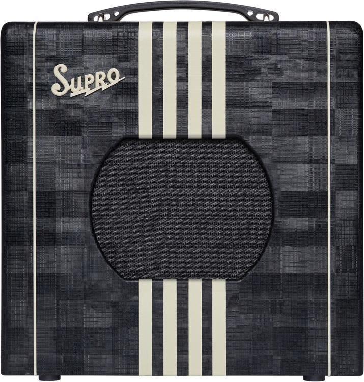 Supro Delta King 8 - Black