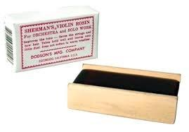 Sherman Light Violin Rosin
