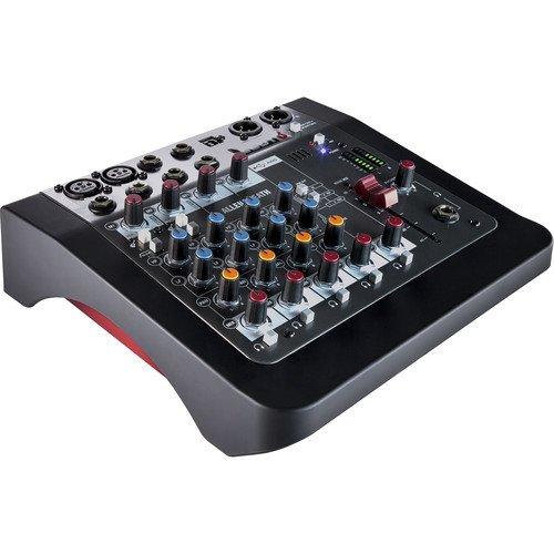 Allen & Heath ZEDi-8 8-channel Mixer with USB Audio Interface