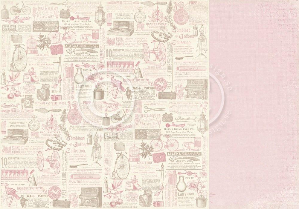 Cherry Blossom Lane - Vintage magazine