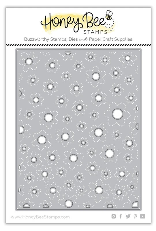 Flower Centers Cover Plate