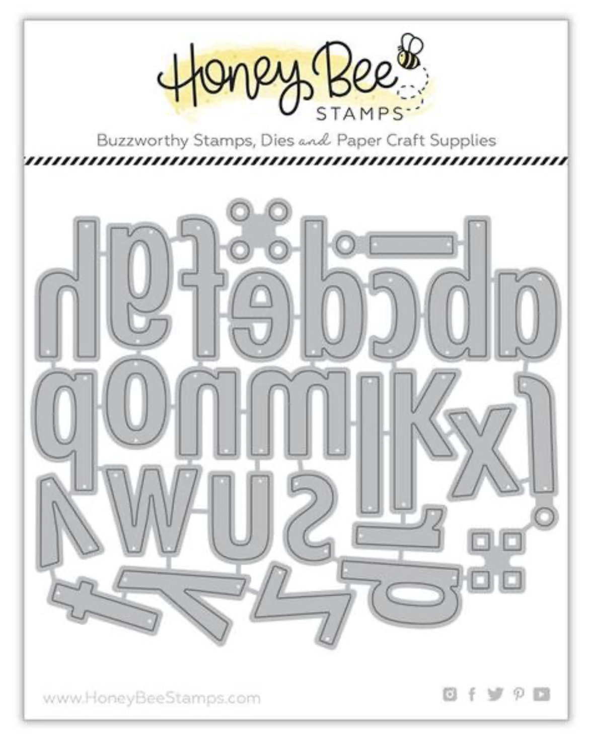 Bee Bold Lowercase