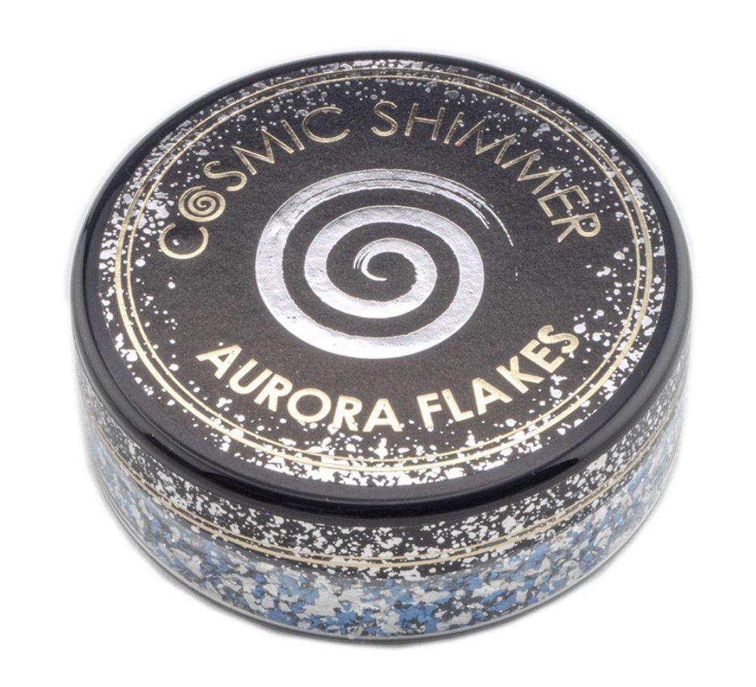 Aurora Flakes- Blue Ice