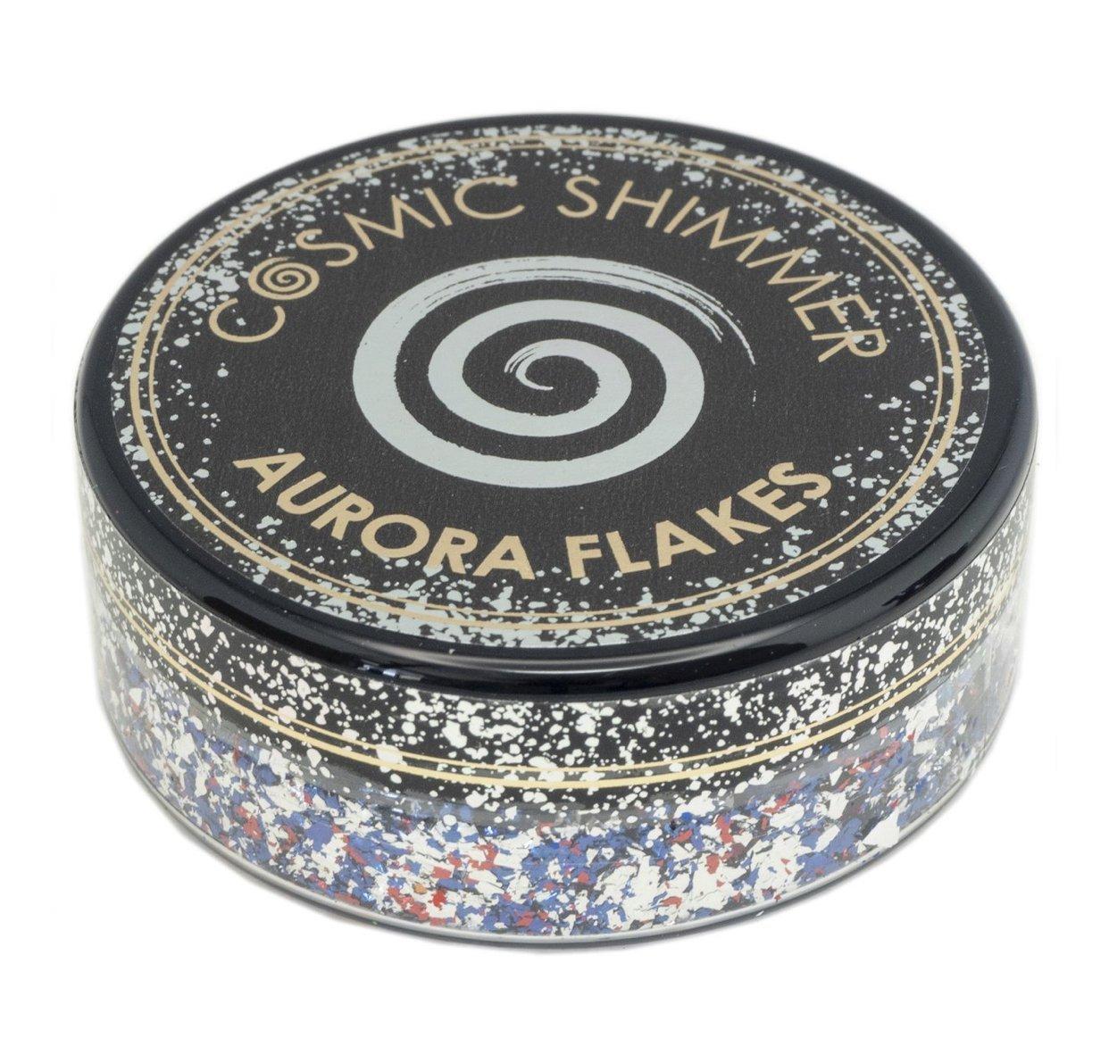 Aurora Flakes- Royal Sparkle