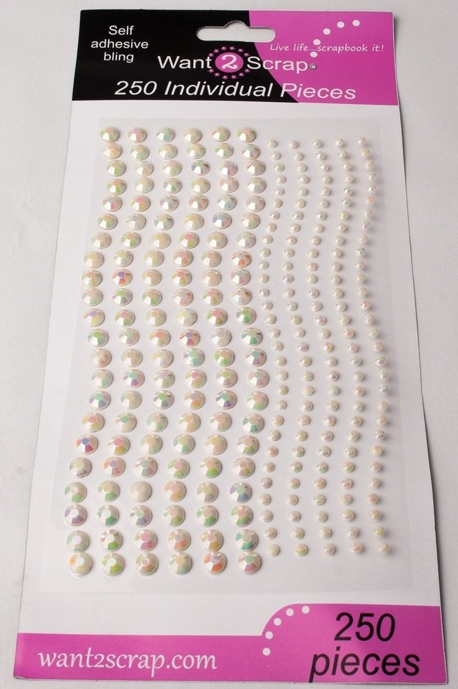 250 Count Pearls Mother of Pearl