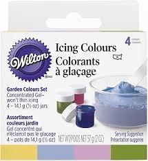 Icing Garden Colours