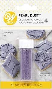 Pearl Dust Lilac Purple
